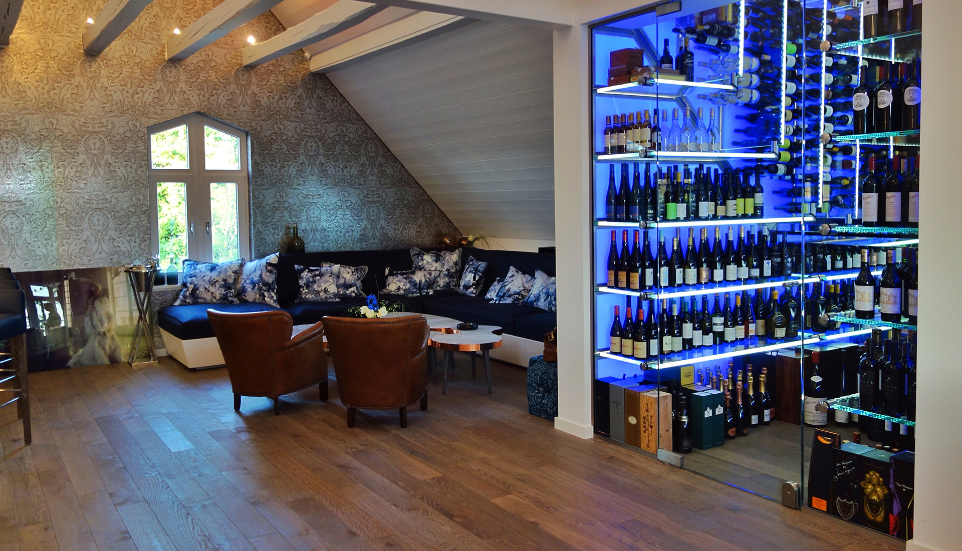 Der Kitchen Club im Waldschlösschen Dagobertshausen