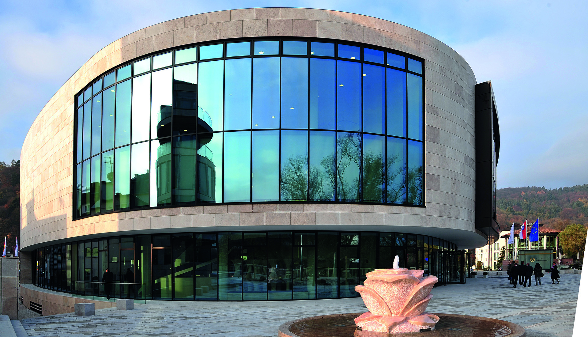 Das Congresszentrum Marburg