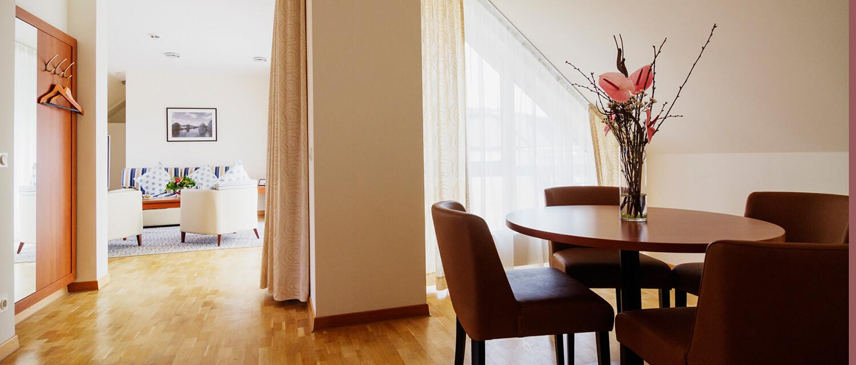 Haus 6 im Hotel VILA VITA Rosenpark