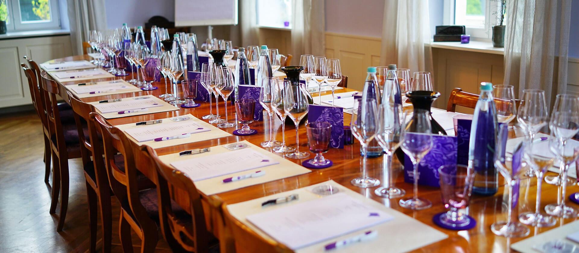 Tagungen und Seminare im Weingut am Nil in Kallstadt