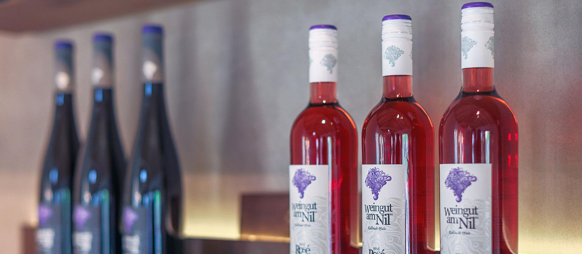 Die Weine des Weingut am Nil in Kallstadt