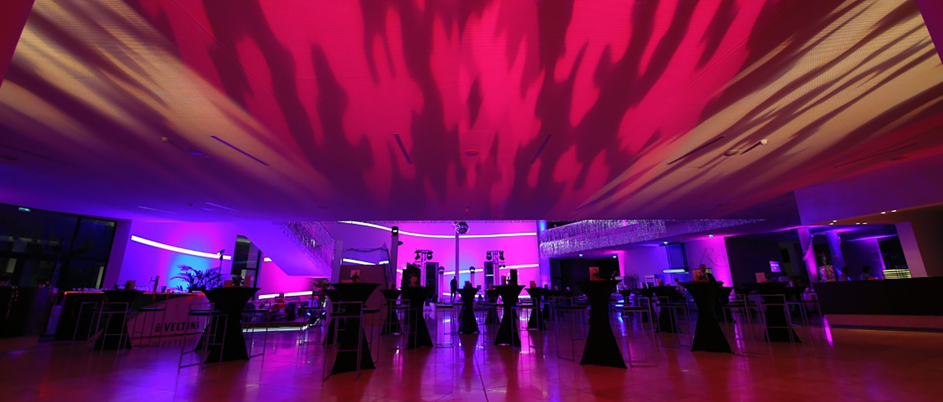 Feiern Sie Die Große Glamour Silvesterparty Im Congresszentrum Marburg!