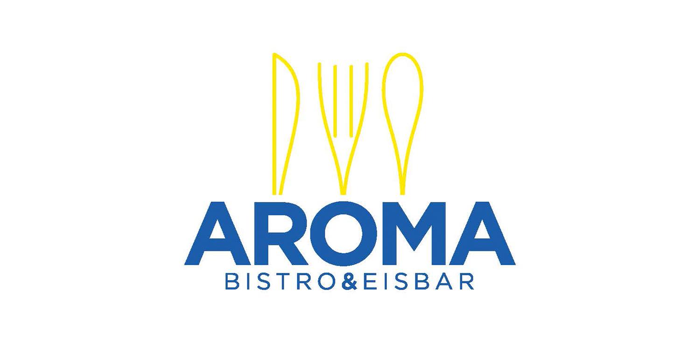 Logo Aroma Bistro & Eisbar
