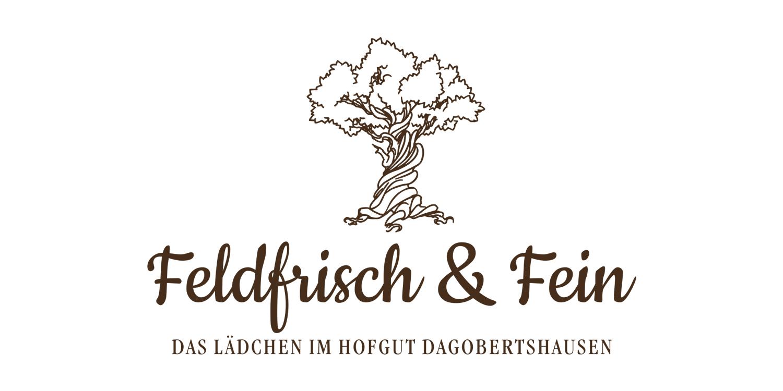 Logo Hofladen Dagobertshausen feldfrisch & fein