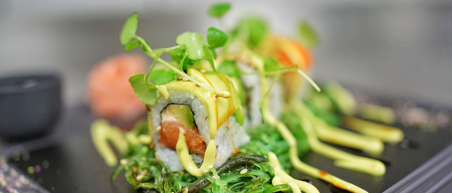 Sushi im Marburger Esszimmer
