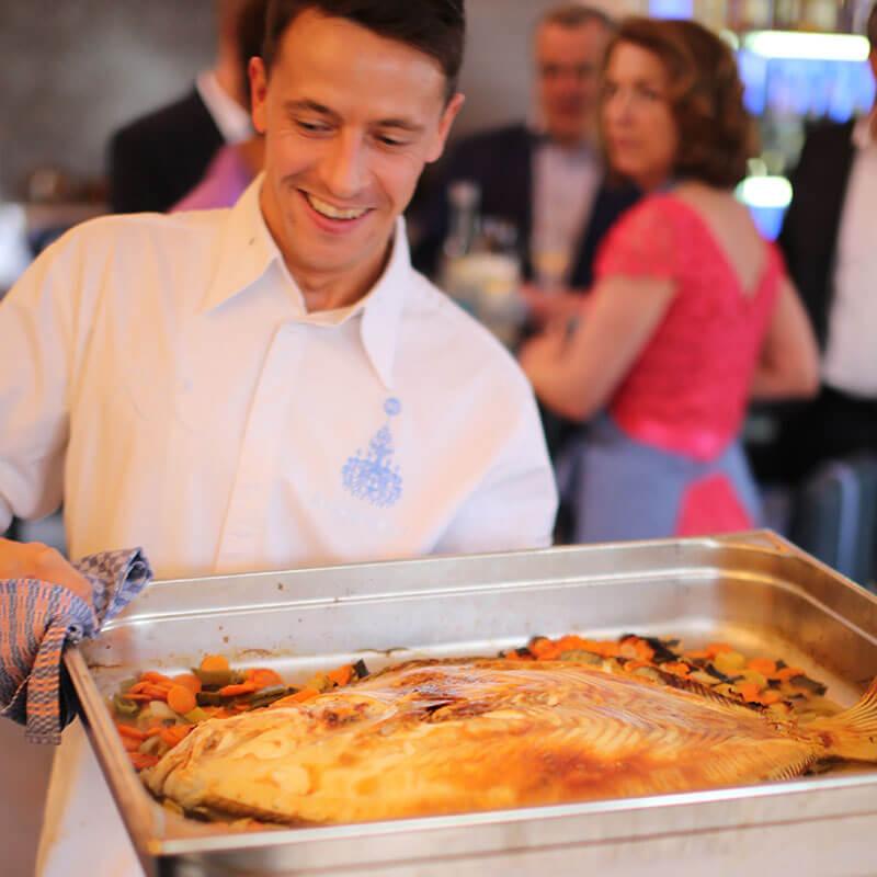 Kochkurse im Kitchen Club im Waldschlösschen Dagobertshausen