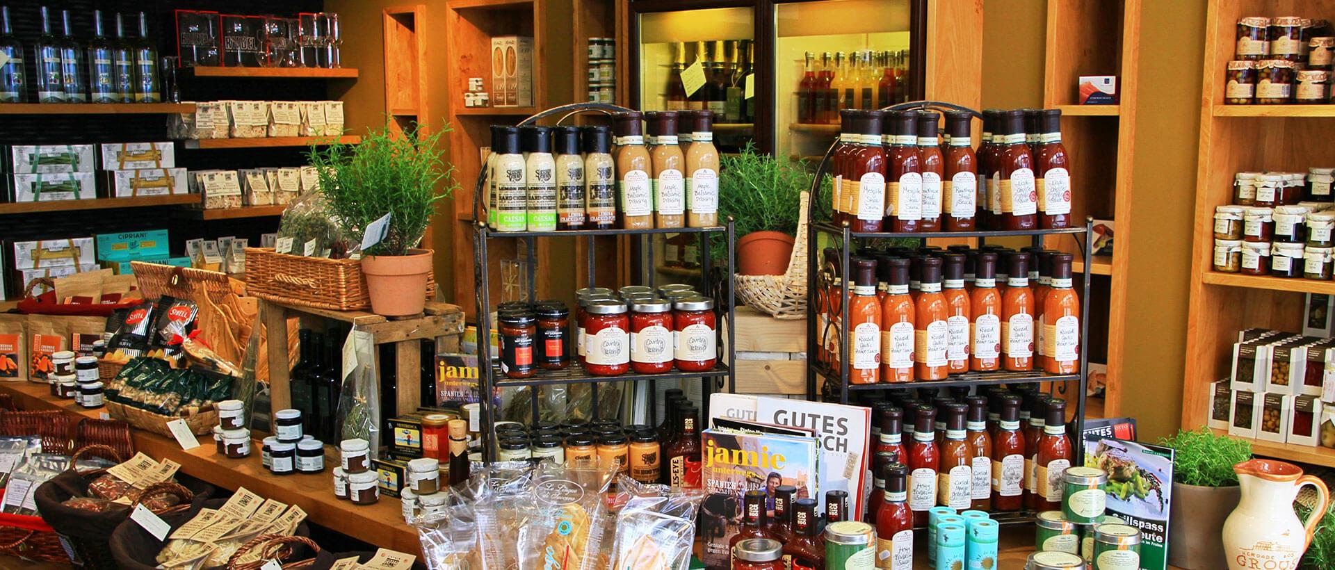 Der Feinkostladen VITA essentials in Marburg
