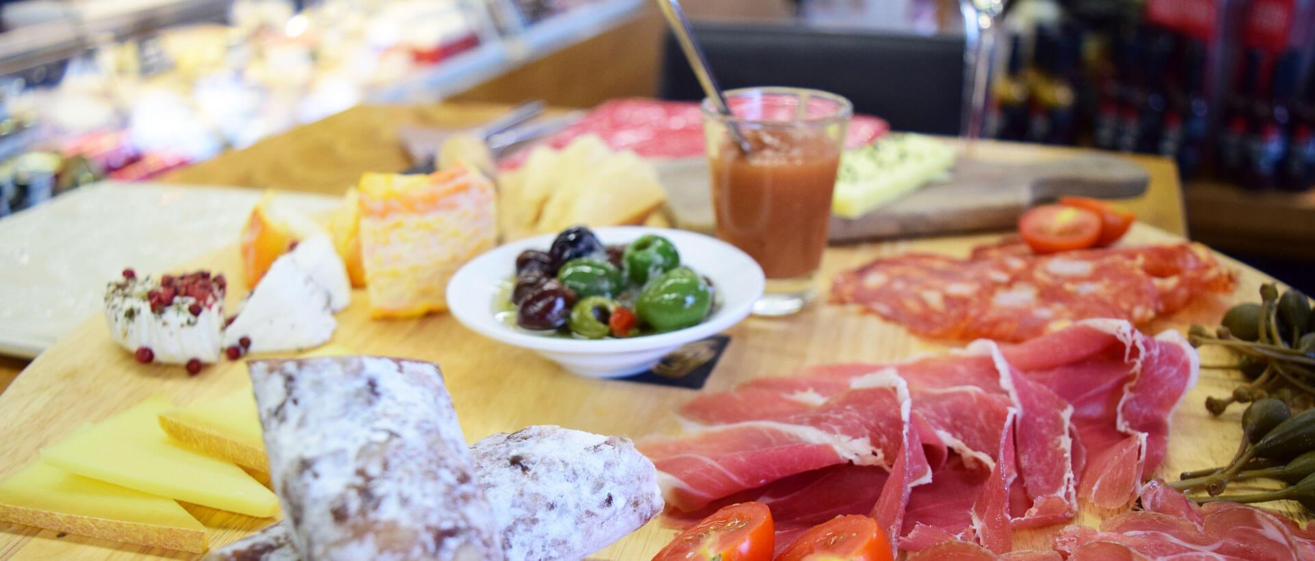 VITA essentials der kulinarische Treffpunkt in Marburg