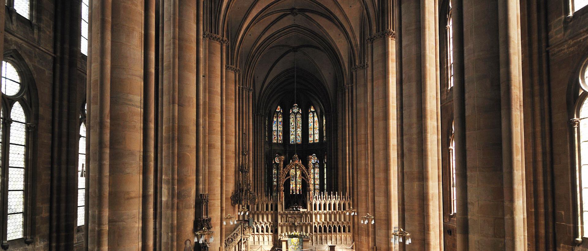 Die Marburger Elisabethkirche, Credit Georg Kronenberg
