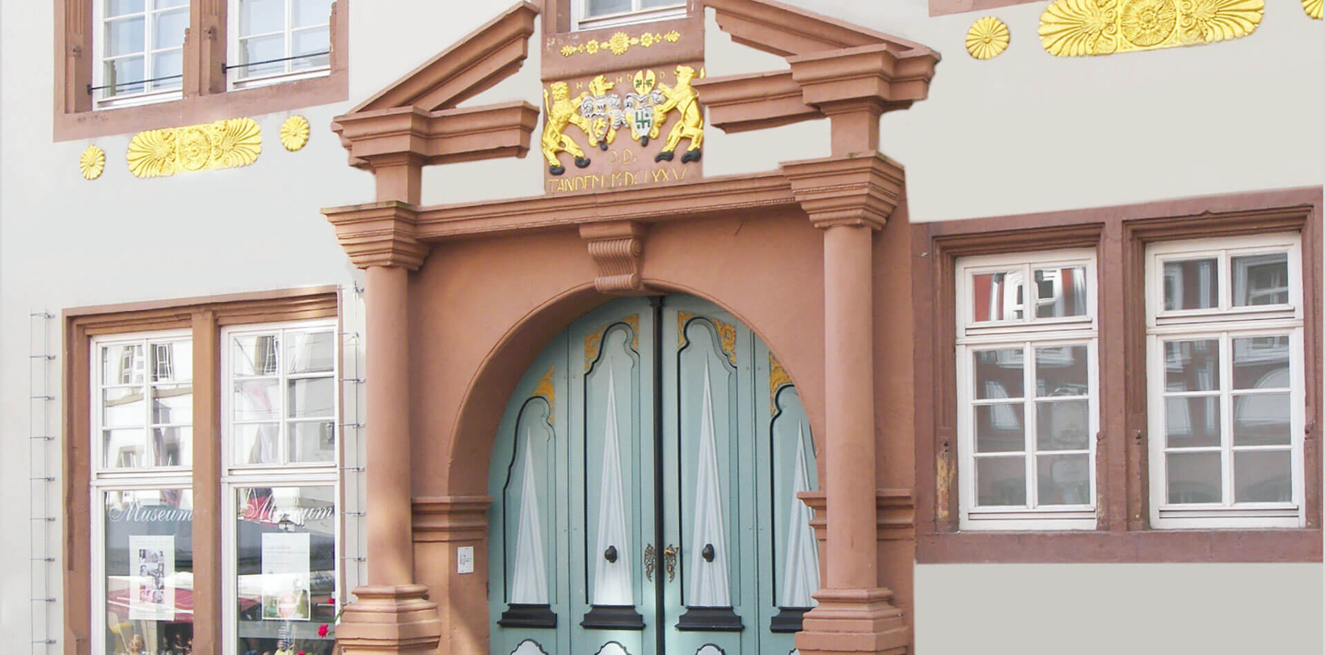 Das Haus der Romantik in Marburg, Credits Anton Lyubimov