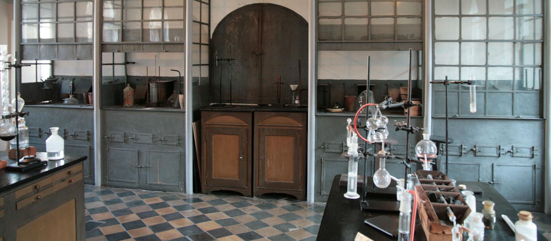 Das Justus Liebig Museum in Gießen, Credits Liebig Gesellschaft / Manuel Heinrich