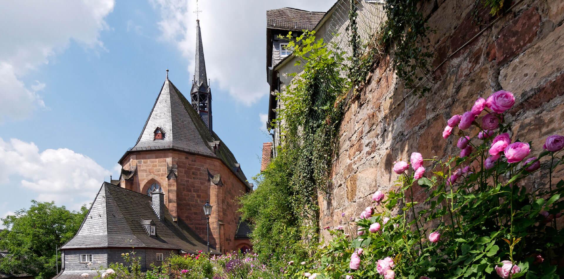 Die Kugelkirche in Marburg, Credits Dr. Thomas Kämpchen