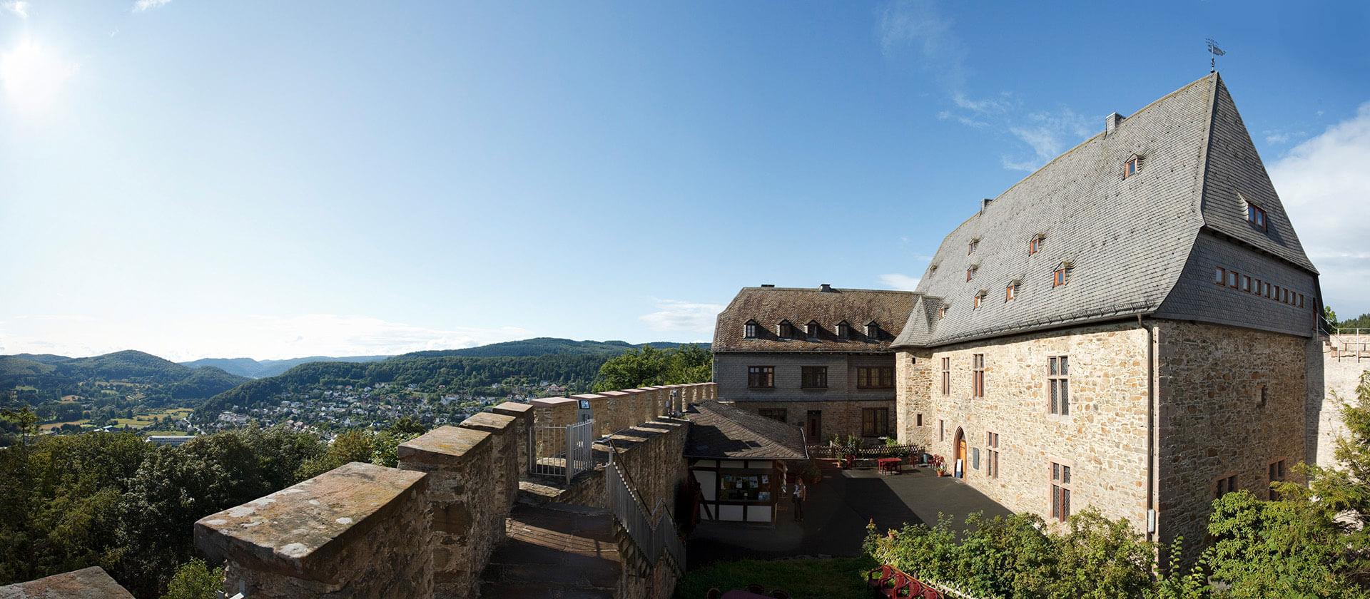 Landgrafenschloss Biedenkopf, Fotocredits Jutta Veit