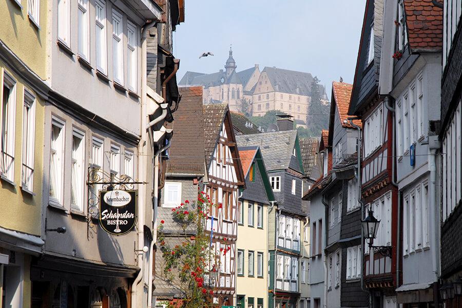 Stadtführung als Firmenevent in der VILA VITA Marburg
