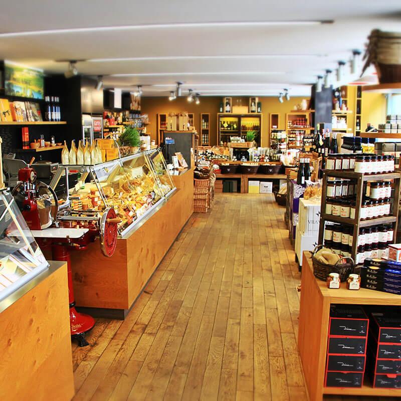 Firmenfeier im Marburger Feinkostladen VITA essentials