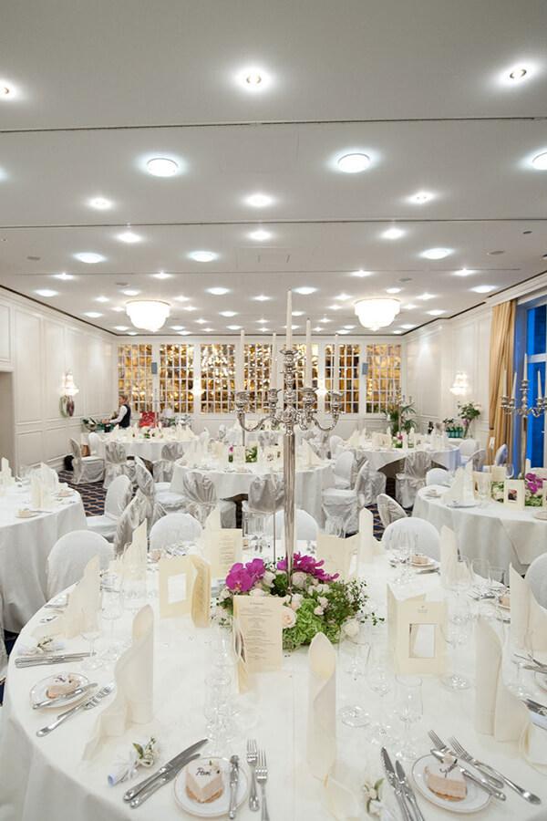 Hochzeitslocation Hotel VILA VITA Rosenpark