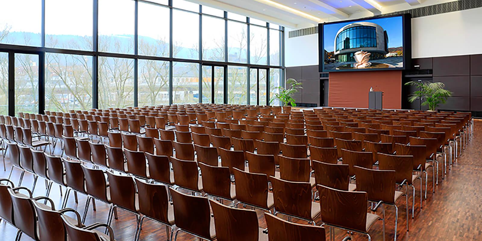 Tagungen in der VILA VITA Marburg - Das Congresszentrum Marburg