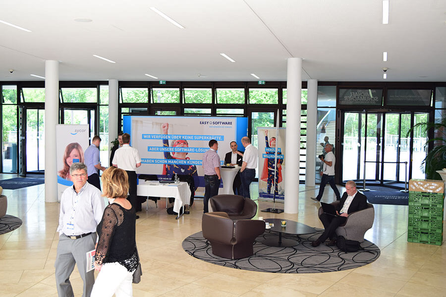Business-Event im Congresszentrum Marburg